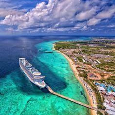 Grand Turk, Turks and Caicos ~ ATV through the island   Feb 2016