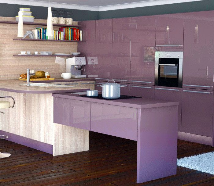 X  Kitchen With Island