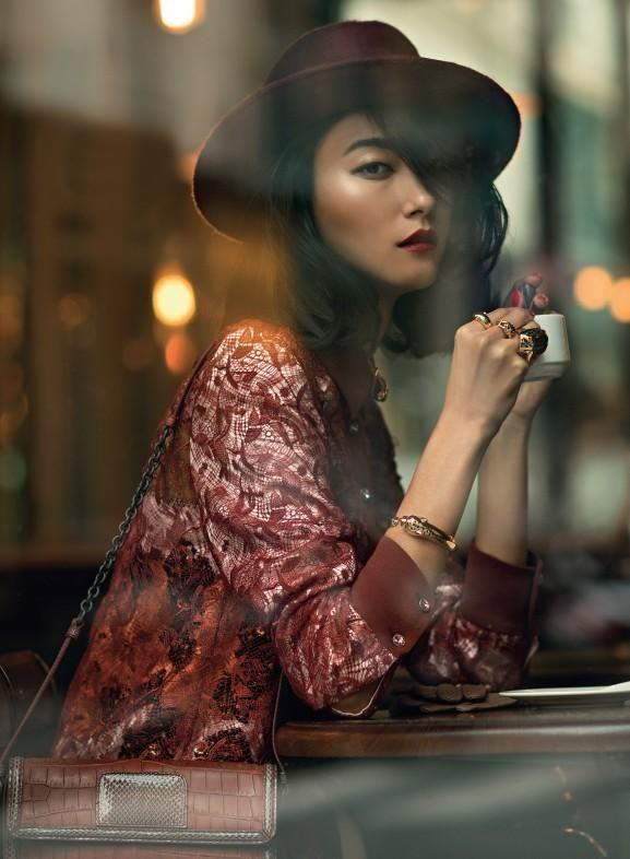 Café de Paris / SKP Magazine / Hans Feurer
