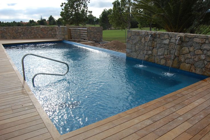 10 ideas sobre piscinas prefabricadas en pinterest for Piscinas prefabricadas