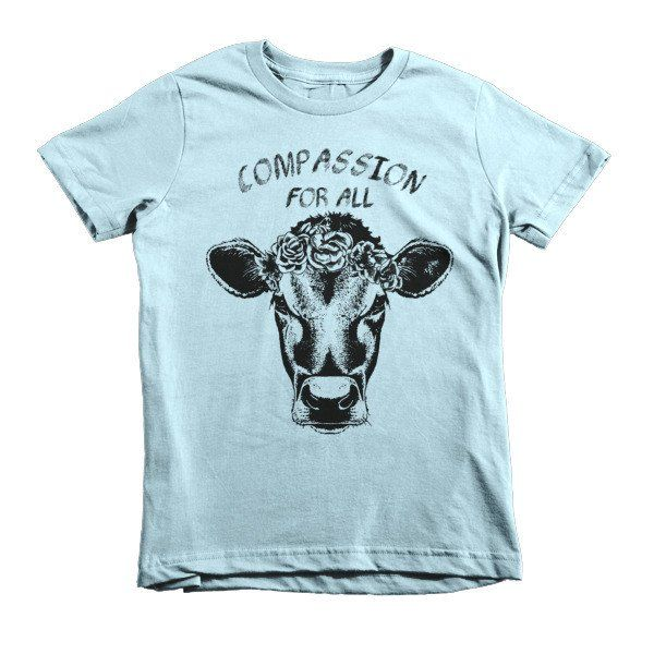 Ferdinand the Bull Compassion Short Sleeve Kids T-shirt