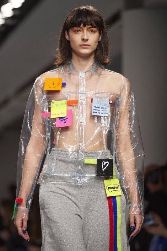 London Fashion Week ve vaší kanceláři