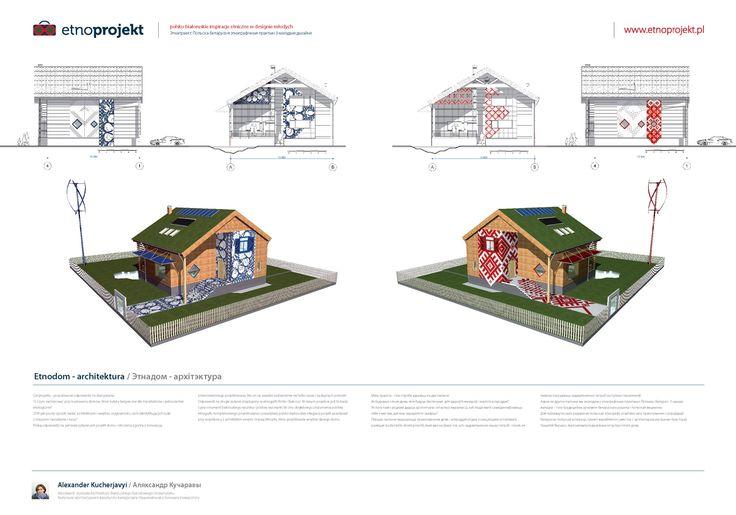 Etnodom - architektura by Alexander Kucherjavyi