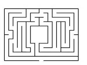 16 best Maze images on Pinterest | Labyrinths, Maze and Printable mazes