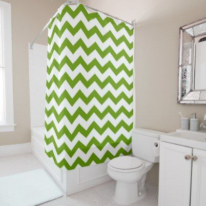 Antique Green Shower Curtain - antique gifts stylish cool diy custom