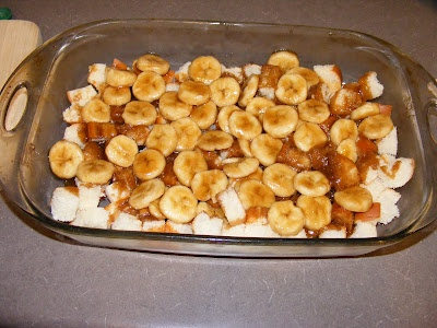 Dinner-A-Day: Baked Caramel-Banana French Toast