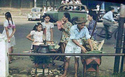 Toge goreng...toge goreng, Jakarta 1970an
