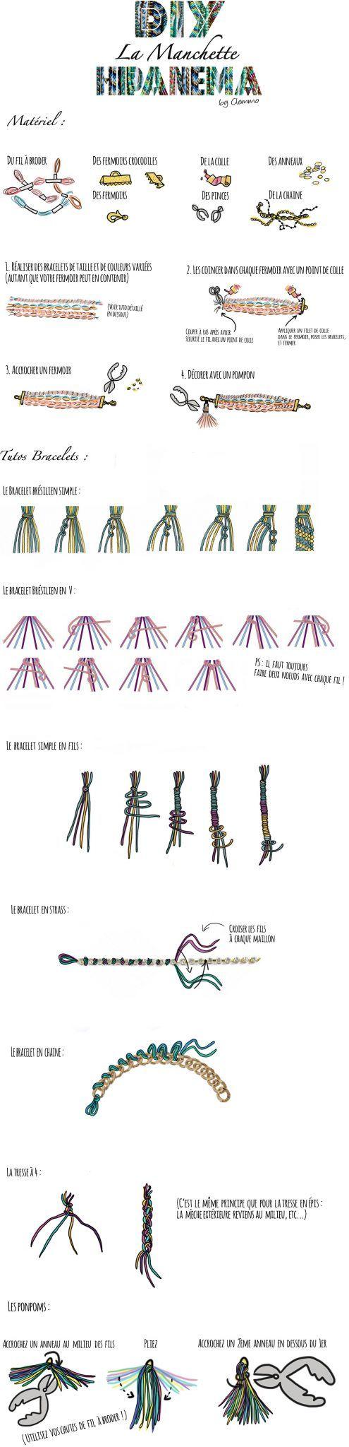 tuto_bracelet_Hipanema_DIY_FR.jpg (495×2048)
