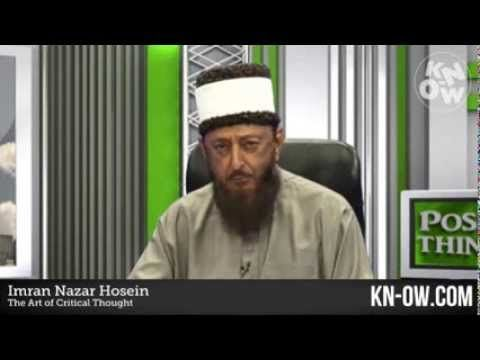 ▶ KN-OW.COM | ISEEK 2013 - Imran Nazar Hosein - The Art of Critical Thought - YouTube