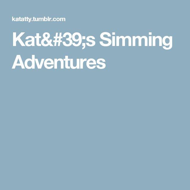 Kat's Simming Adventures