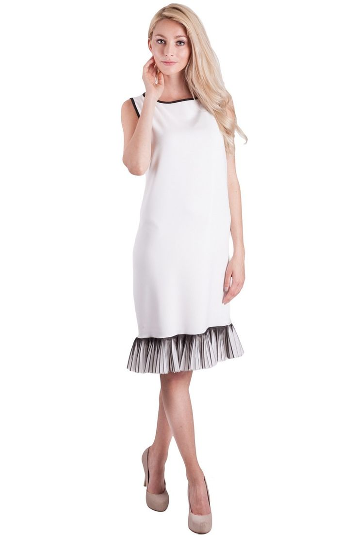 Rochie midi, eleganta, stilul anilor 40  - Click Fashion
