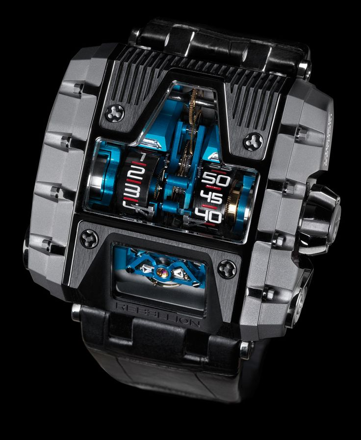 Would you Wrist this watch? http://mywat.ch/d