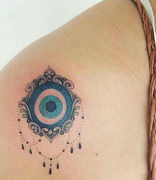 21 Best Turkish Evil Eye Tattoos Images On Pinterest