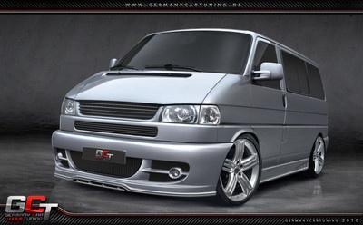 VW T4 Spoiler Set Body Kit Tuning Umbau neu Verbau neu | Eurovan | Pinterest | T4 bus