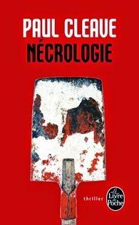 Nécrologie, Paul Cleave ~ Le Bouquinovore