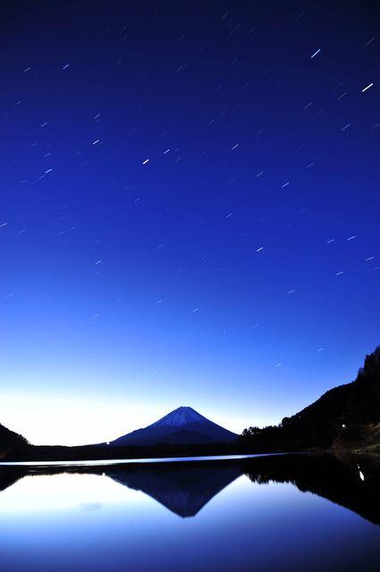 Mt. Fuji, Japan by PQ