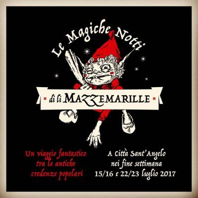A Città SantAngelo terza edizione di  Le Magiche Notti di li Mazzemarille