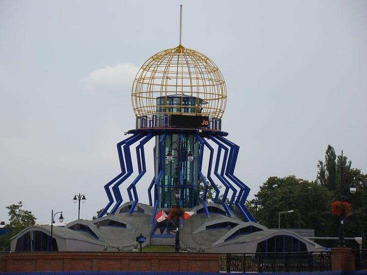 Observation Tower, Gorzow Wielkopolski, Poland