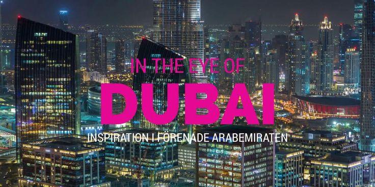 In the eye of Dubai