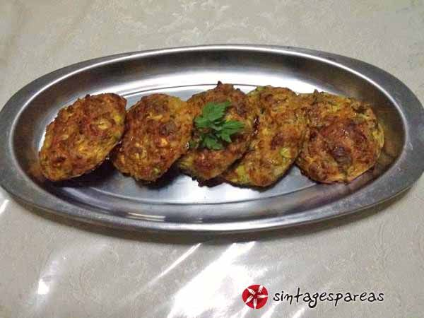 Zucchini fritters in the oven #cooklikegreeks #zucchinifritters #zucchini #vegetables