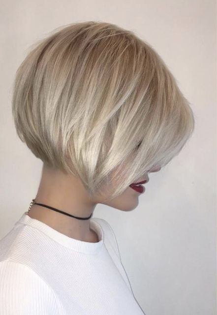 short hairstyles female