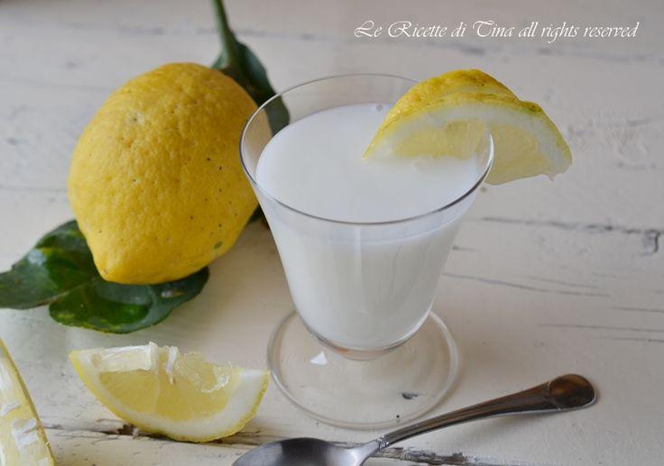 Sorbetto al limone senza albumi fatto in casa
