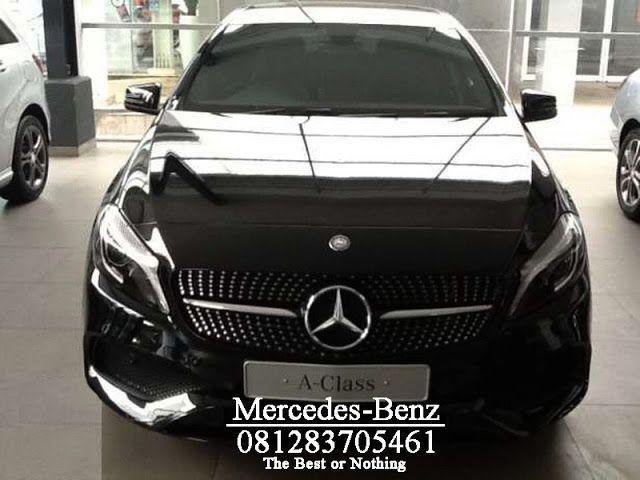 Harga Terbaru Mercedes Benz | Dealer Mercedes Benz Jakarta: Promo Mercedes Benz A 200 AMG nik 2017 Dealer ATPM...