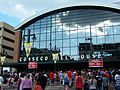 Bankers Life Fieldhouse - Indiana Pacers!