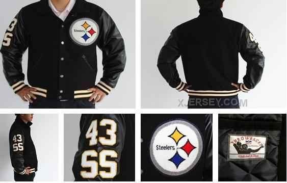 http://www.xjersey.com/2013-steelers-43-polamalu-throwback-wool-jacket.html Only$105.00 2013 STEELERS 43 POLAMALU THROWBACK WOOL JACKET Free Shipping!