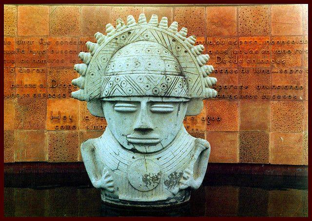 La leyenda del cacique Guatavita El origen de la Leyenda del Dorado Colombia by pcerisolafernandez, via Flickr