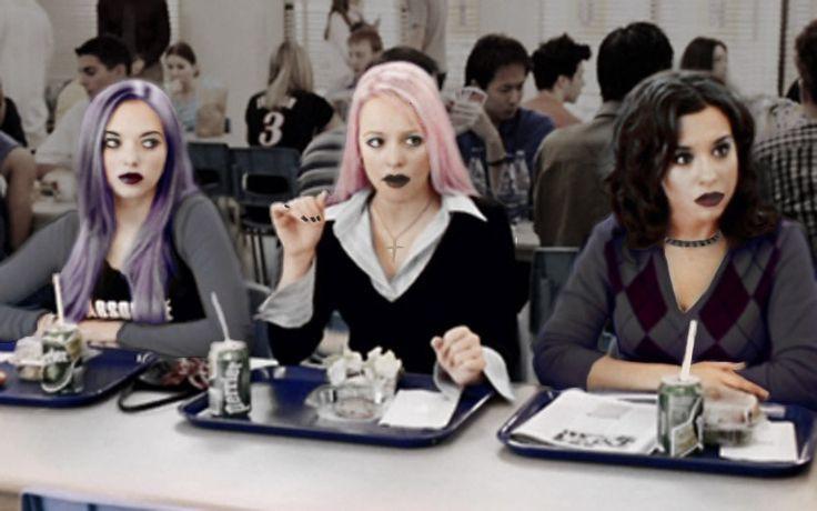 Love this! Scene Girls / Mean Girls   Grunge girl gothic ...