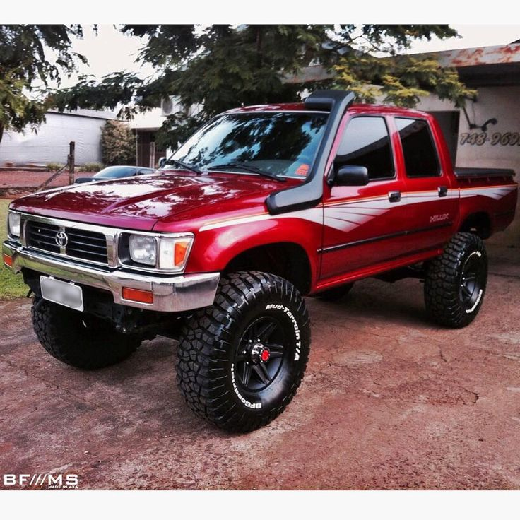 """Toyota Hilux 96/97 de Lajeado-RS!"" This is what I want!"