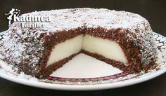 Muhallebi Dolgulu Kolay Kek Tarifi nasıl yapılır? Muhallebi Dolgulu Kolay Kek Tarifi'nin malzemeleri, resimli anlatımı ve yapılışı için tıklayın. Yazar: Sümeyra Temel