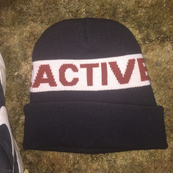 Active Ride Shop Beanie Brand new Active Accessories Hats