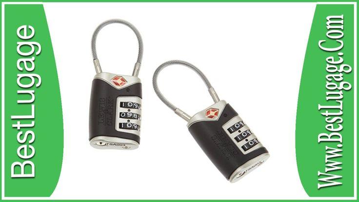 Lewis N Clark TSA Cable Lock Review
