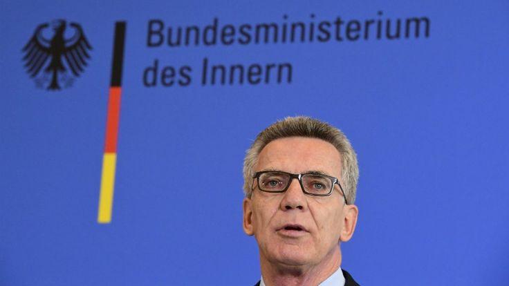 Le ministre allemand de l'Intérieur a exprimé, vendredi, son souhait d'interdire…