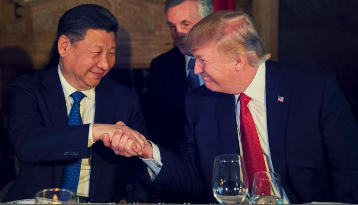 Trump Slams ?Fake Media? Accusations Of Softening Stance On China