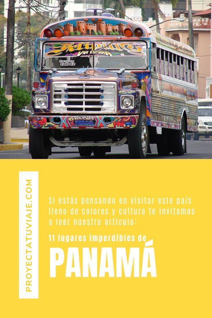 Deseas Conocer Panama Aqui Te Contamos Los Lugares Que No