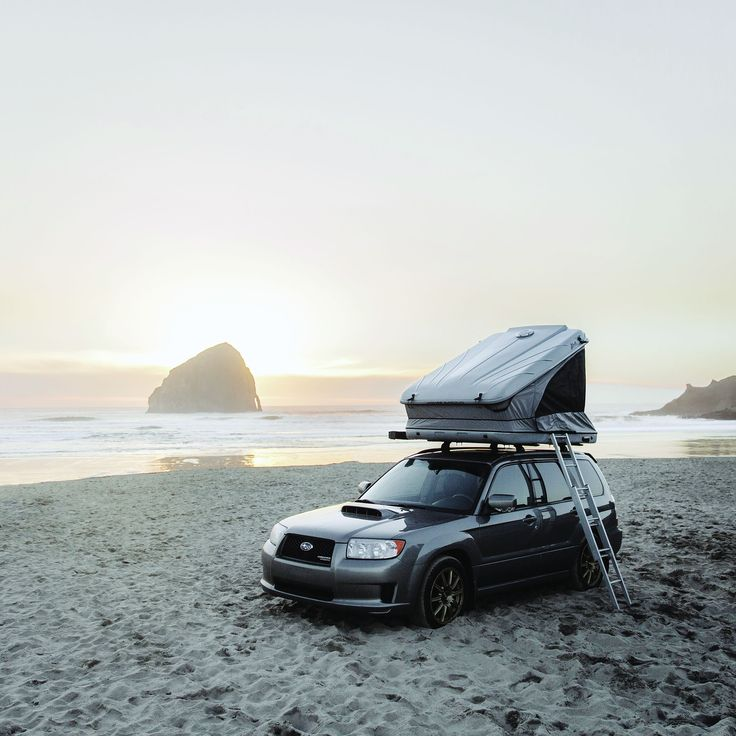 James Baroud Rooftop And Off Road Tents Subaru Forester