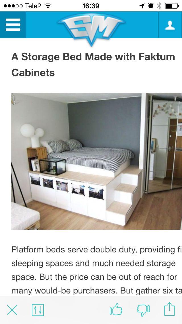 Smart bed solution