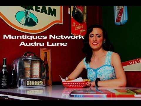 Spokesperson Audra Lane Endorses The Mantiques Network Studio Rental