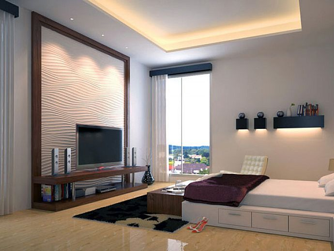 Master Bedroom Indirect Lighting Ideas on Ceiling