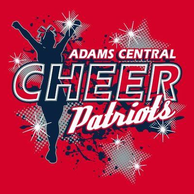 Adams Central High School Cheerleading Design. #Cheer #Cheerleading  #HighSchoolCheer #HighSchoolCheerLeading # · School CheerleadingShirt  IdeasShirt ...