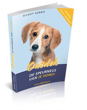 Hondentraining Online met www.DigiDog.nl | Train je eigen hond tot speurhond