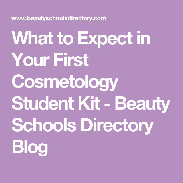 What to Expect in Your First Cosmetology Student Kit - Beauty Schools Directory Blog