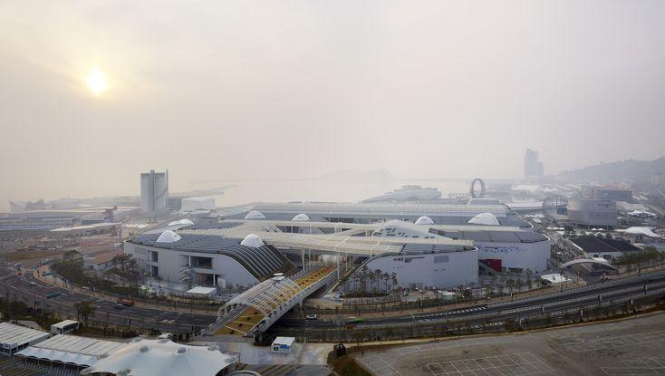 International Pavilion of Yeosu Expo,Courtesy of H Architecture