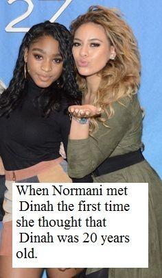 Caminah fact/Fifth Harmony facts