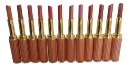 TLM+GCI+Bright+Moist+Lipstick+100%+Fashion+805C+2.5g+X+12+pcs+Price+₹1,706.00