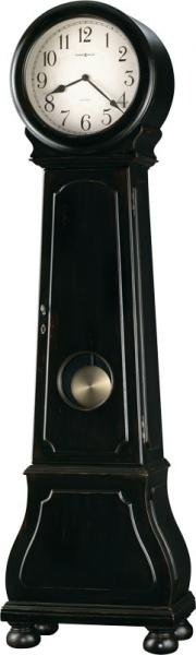 If I can't have an antique round grandfather clock, I'd settle for this Howard Miller.
