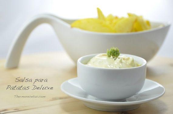 Salsa para Patatas Deluxe
